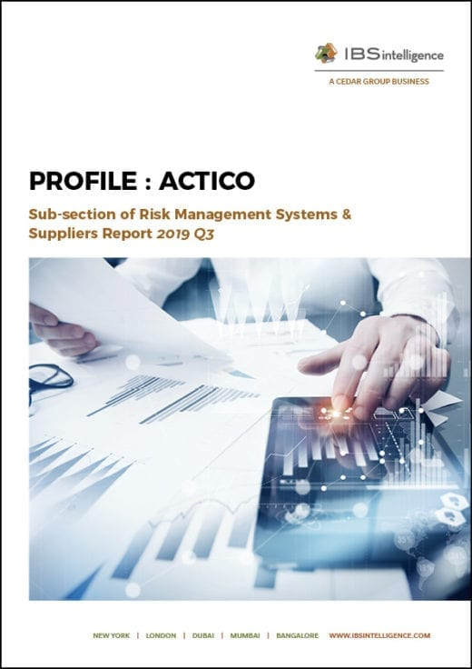 ACTICO - Risk Management Systems Profile