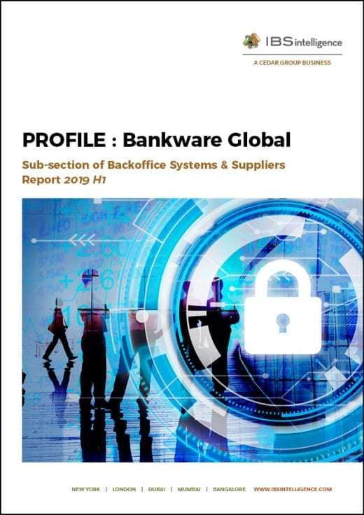 Bankware Global - Backoffice Systems and Suppliers Profile