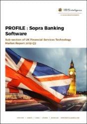 Sopra Banking Software - Banking Systems Profile (UK Focused)