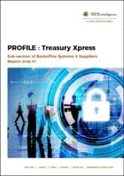 Treasury Xpress - Backoffice Systems and Suppliers Profile