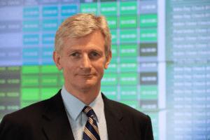 Guy Warren, CEO, ITRS Group
