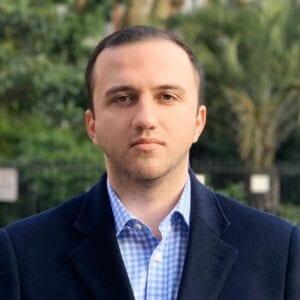 Sergey Balasanyan, CEO & Co-Founder of Longevity Card